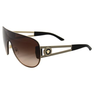 Versace VE 2166 1252/13 - Pale Gold/Brown Gradient by Versace for Women - 41-00-140 mm Sunglasses