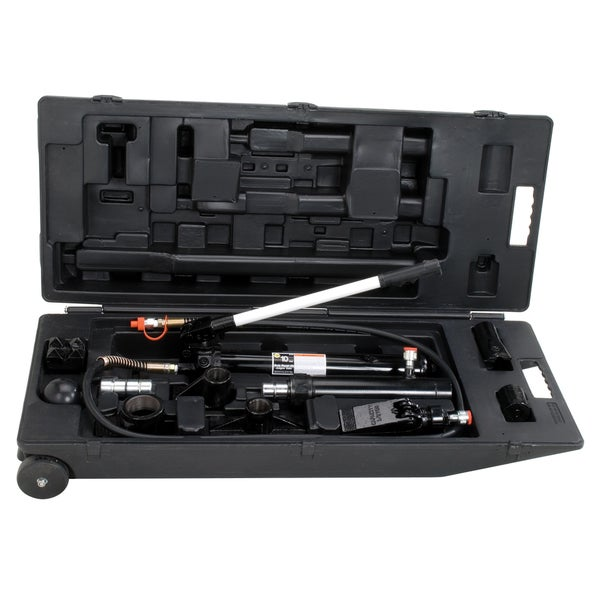 Omega 50100 Black 10-ton Body Repair Kit