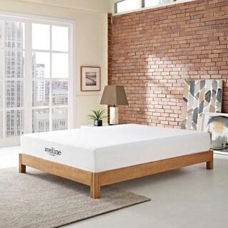 Aveline 10-inch King-size Gel Memory Foam Mattress