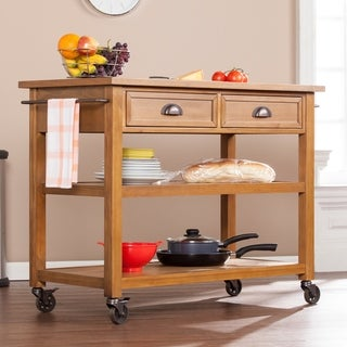 Upton Home Kaleb Kitchen Cart