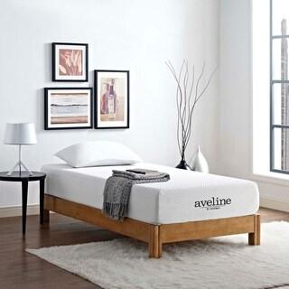 Select Luxury Reversible Medium Firm  Inch Full Size Foam Mattress