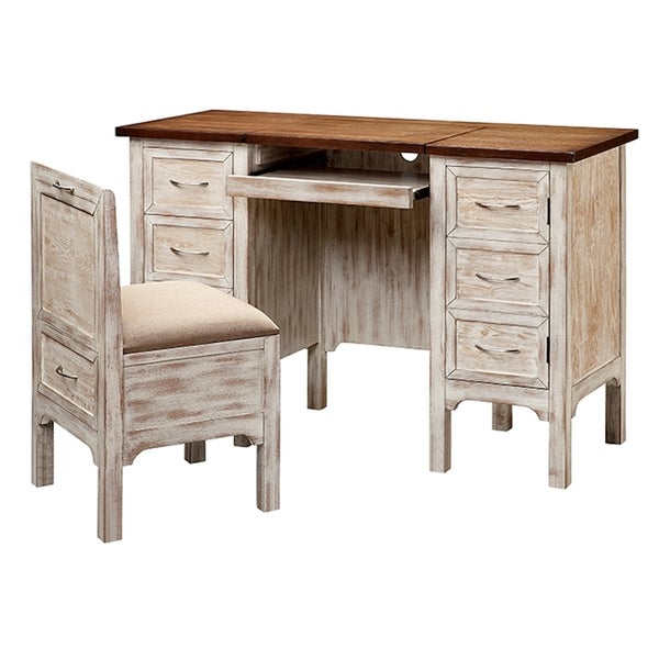 Caitlyn Desk and Stool
