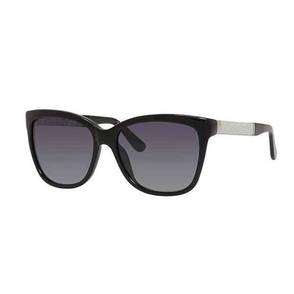 Jimmy Choo Cora/S FA3HD - Glitter Black by Jimmy Choo for Women - 56-16-135 mm Sunglasses