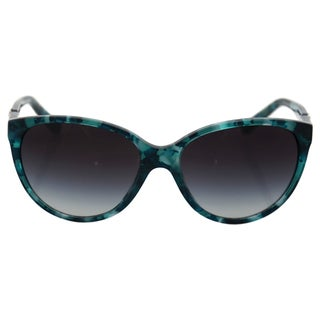 Dolce & Gabbana DG 4171PM 2911/8G - Green Marble/Grey by Dolce & Gabbana for Women - 56-16-140 mm Sunglasses