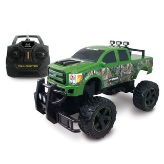 NKOK 1:14 Scale RealTree Green Ford F-250