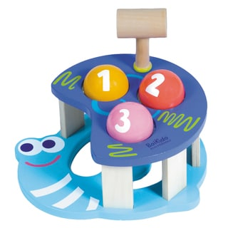 Eco Friendly Toys Hammer Game Snail
