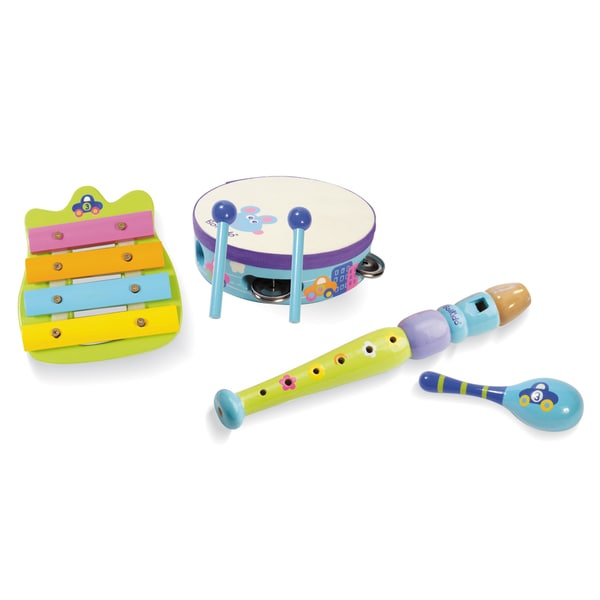 Wooden Musical Set