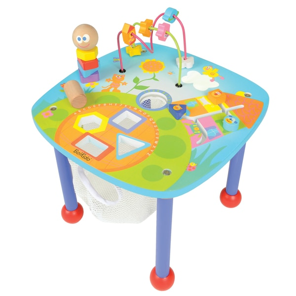 Boikido Wooden Activity Table 19280562