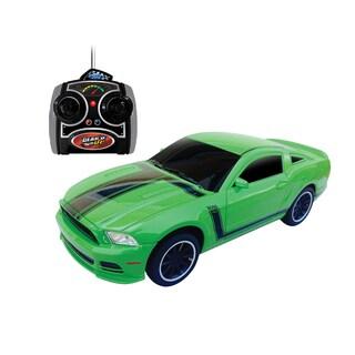 Gear'd Up Green Mustang Boss 302 RC