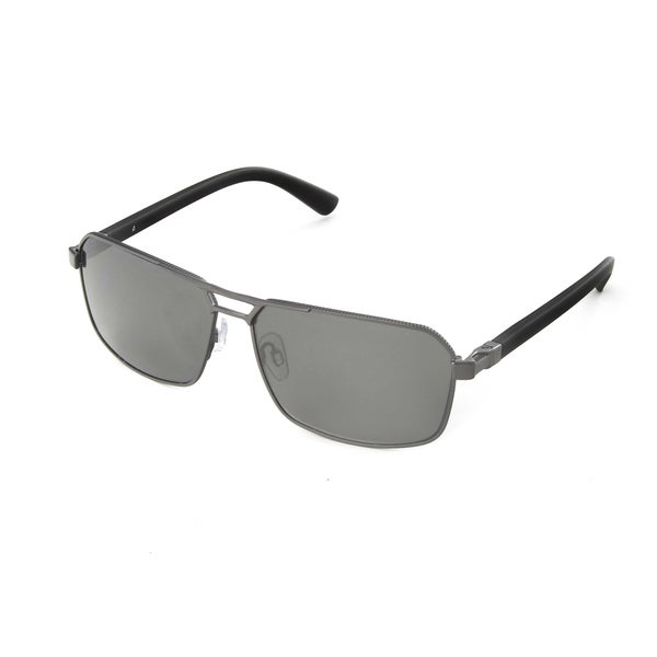 Hot Optix Men's Metal/Plastic Fashion Aviator Sunglasses 19281043