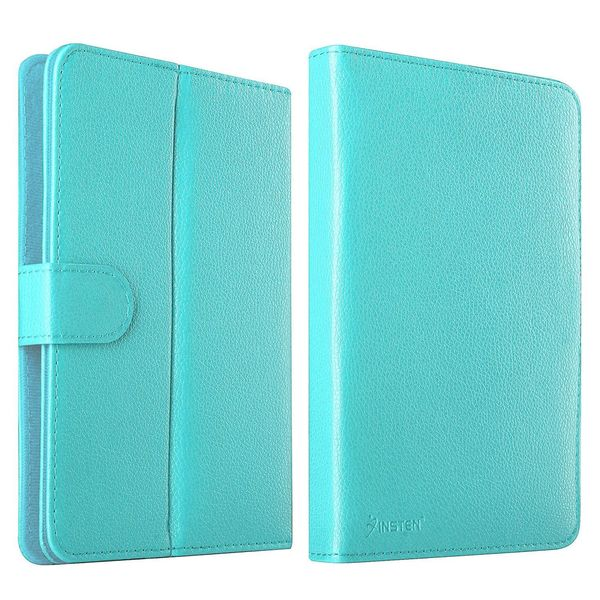 Insten Universal Slim Leather Tablet Case Cover For 7-inch Tab/ Apple iPad Mini 3/ ASUS Google Nexus 7 2012/ 201... (As Is Item)