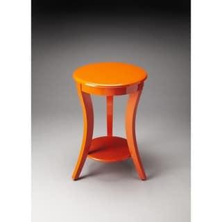 Butler Holden Orange Accent Table