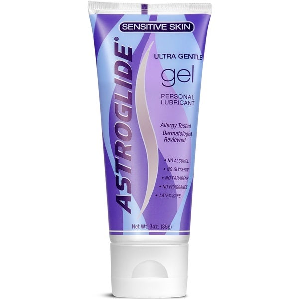 Astroglide 3-ounce Sensitive Skin Ultra Gentle Gel
