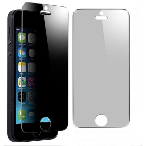 Rhino 9H 5.5 Premium Privacy Tempered Glass Screen Protector for iPhone 6/6S