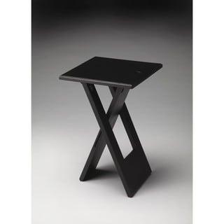 Butler Hammond Black Folding Table