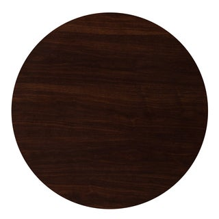 36-inch Round Resin Table