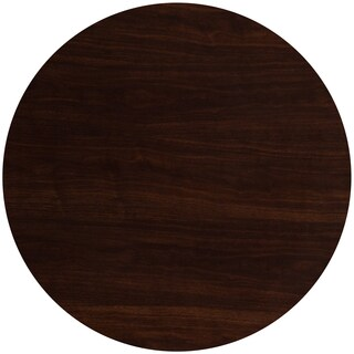 48-inch Round Resin Table