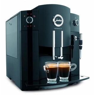 Jura 13531 Impressa C5 Fully Automatic Coffee Center - Piano Black (Refurbished)
