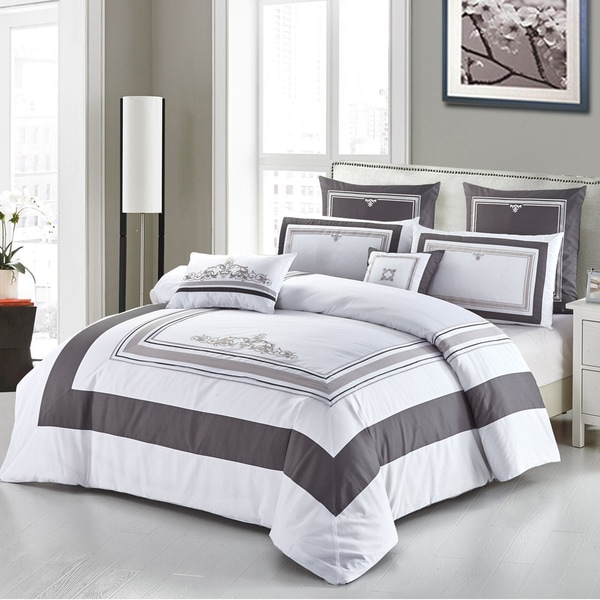 Plaza Suite 3 Piece Duvet Cover Set