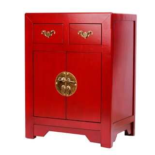 Zahava Home Collection Ningbo End Table/ Nightstand (China)