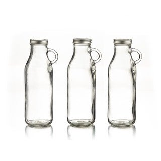 Style Setter Milk Bottle Set/3 32.30oz