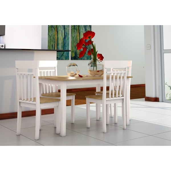 Montana 5-piece Dining Set