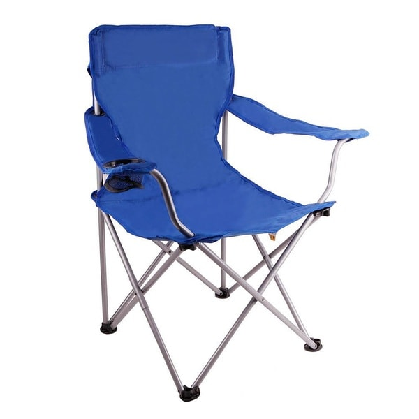 Zenith Blue Lightweight Camping Chair