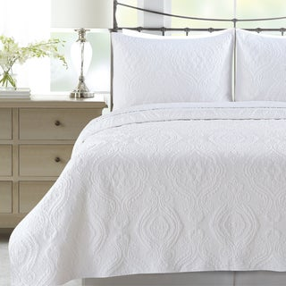 Jennifer Cotton 3-piece Quilt Set