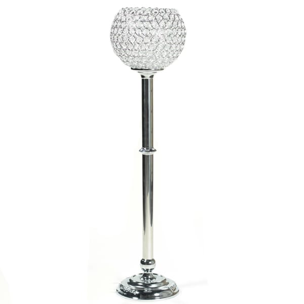 Embedded Stone Floor Lamp