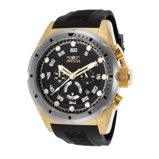 Invicta Men's Black Watch
