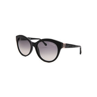 Roberto Cavalli Women's Albaldah Black Plastic Fashion Sunglasses