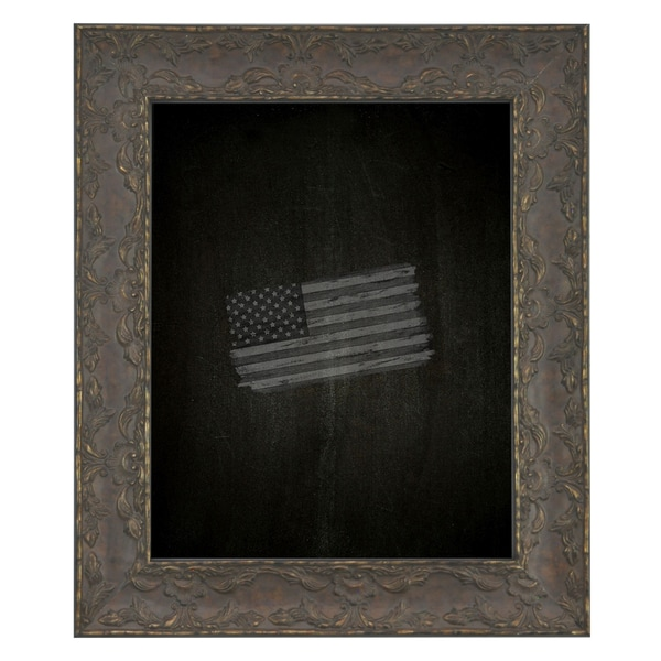 American Made Rayne Maclaren Brown Blackboard/ Chalkboard