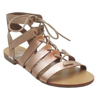 Blue Women's Mulfa Rose/Gold Sandals