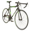 Vilano R2 Commuter Black Steel and Aluminum Shimano 21-speed 700c Road Bike