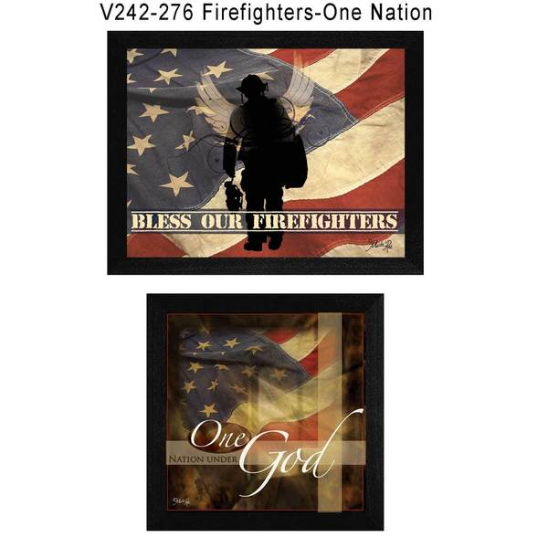 Firefighters - One Nation