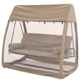Sorara USA Swinging Hammock with Mosquito Net