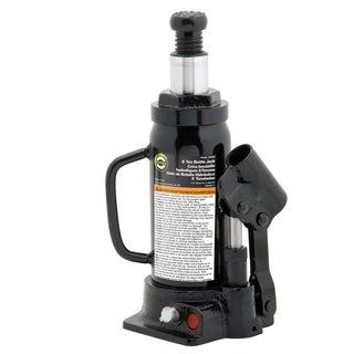 Omega 10085B 8-ton Hydraulic Bottle Jack