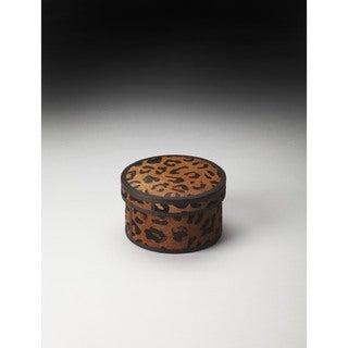 Butler Nikita Leather Storage Box