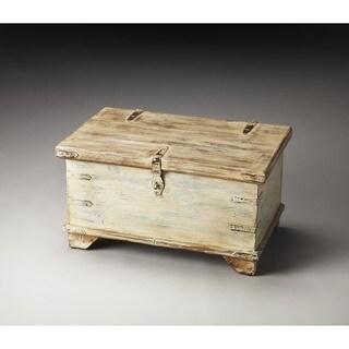 Butler Hancock Solid Wood Storage Box