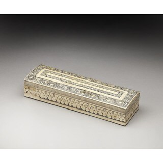 Butler Grand Bone Inlay Storage Box