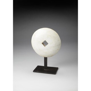Butler Anthem Marble Scuplture