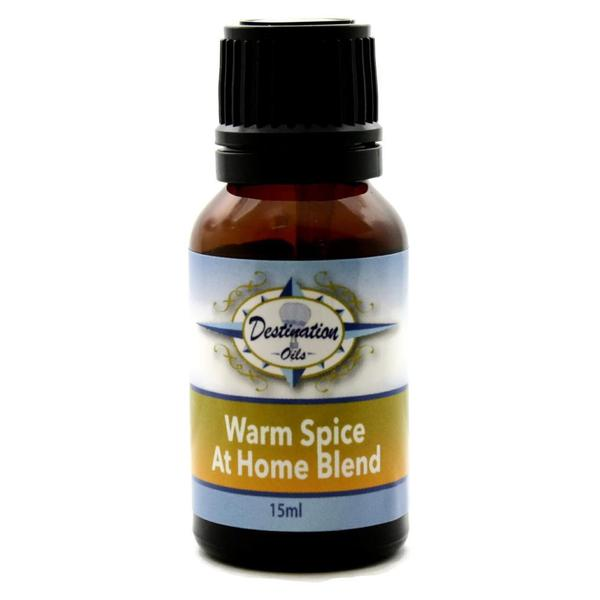 Warm Spice- At Home Essential Oil Blend - 15ml