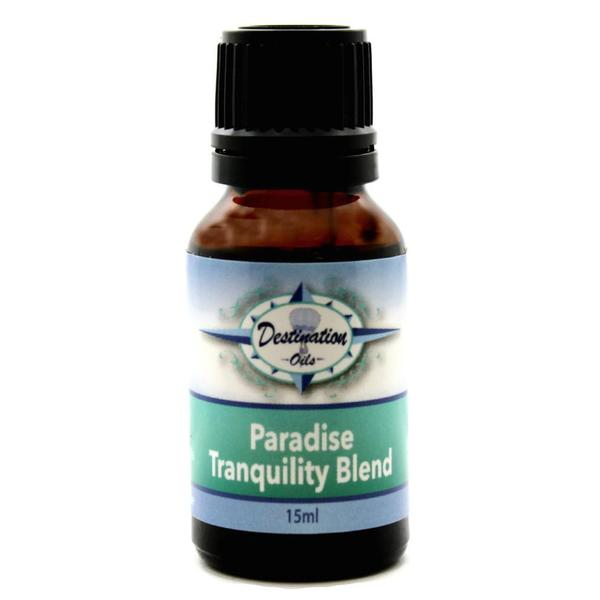 """Paradise""- Tranquility Essential Oil Blend for Serenity and Peace- 15ml"
