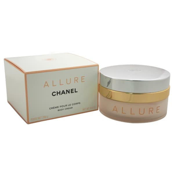 Chanel Allure Women's 6.8-ounce Body Cream