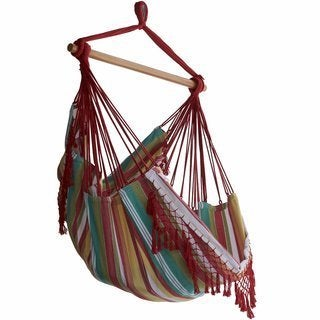 Vivere Brazilian Outdoor Patio Hammock Chair