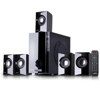 beFree 5.1 Channel Surround Sound Bluetooth Speaker System