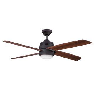 Alpha 1-Light 52-in. Ceiling Fan