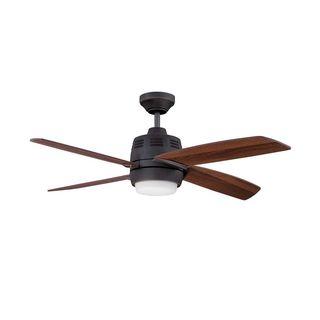 James 1-Light 44-in. Ceiling Fan