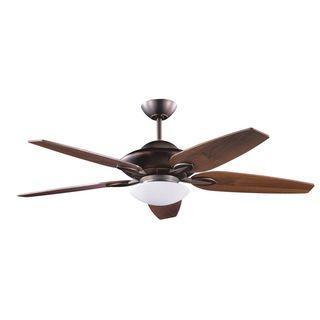 Lynn 1-Light 52-in. Ceiling Fan