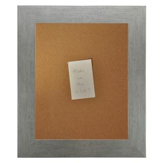 American Made Rayne Yukon Silver Corkboard